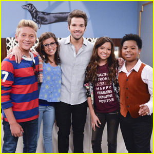 Nathan Kress Celebrates 'iCarly's 10 Year Anniversary on 'Game Shakers'