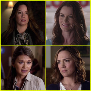 Pretty Little Liars' I. Marlene King Reveals How the Moms Really Got Out of the Basement