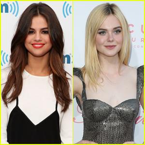 Selena Gomez Joins Elle Fanning In New Woody Allen Flick