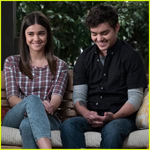 'The Fosters': Elliot Fletcher Talks Aaron & Callie's Budding Romance