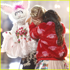 AGT Winner Darci Lynne Farmer Thankful That Angelica Hale Was By Her Side Supporting Her