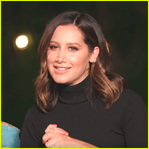 Ashley Tisdale Covers 'Stay' By Zedd & Alessia Cara in New Music Sessions - Watch!