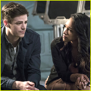 Barry & Iris Head to Couples Therapy For 'The Flash' Season 4