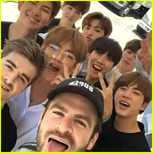 K-Pop Group BTS & The Chainsmokers Did a Song Together Called 'Best Of Me'!