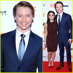 Calum Worthy Brings Girlfriend Celesta Deastis To 'Bodied' Premiere at TIFF 2017