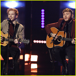 Chase Goehring & James Arthur Collab on 'Say You Won't Let Go' for 'AGT' Final & It Was Ah-Mazing!