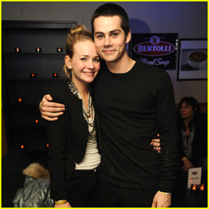 Dylan O'Brien Credits Girlfriend Britt Robertson For Nursing Him Back To Health After His Accident