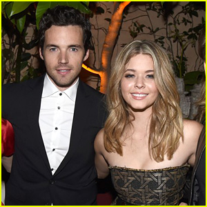 Ian Harding Has The Craziest Dance Idea For Sasha Pieterse on 'Dancing With The Stars'
