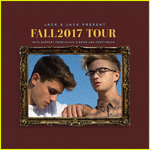 Jack & Jack Are Going on Tour With PRETTYMUCH This Fall!