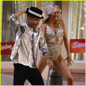 Lindsay Arnold & Jordan Fisher Reveal Next Two Dances For 'Dancing With the Stars' Season 25