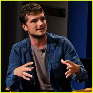 Josh Hutcherson Spills on His New Hulu Show 'Future Man'
