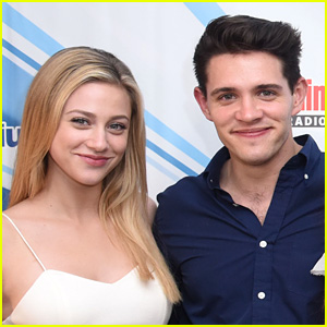 Lili Reinhart & Casey Cott Remind Us That Betty & Kevin Are BFFs IRL Too