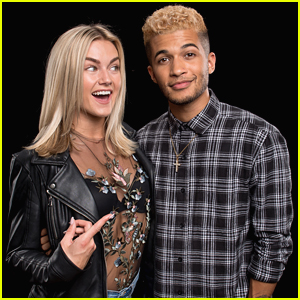 Lindsay Arnold Hit It Off 'Immediately' With DWTS Partner Jordan Fisher (Exclusive)