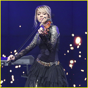 Lindsey Stirling Previews 'DWTS' Season 25; Says She's A 'Squiggly Dink' With Her Arms