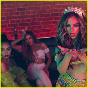 Little Mix Drop Hot Video For 'Reggaetón Lento (Remix)' with CNCO - Watch!