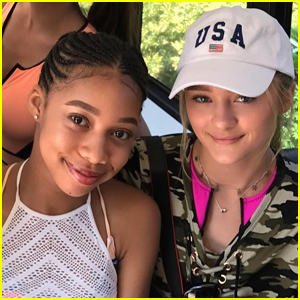Lizzy Greene & Kyla-Drew Simmons Say Goodbye to 'Nicky, Ricky, Dicky, & Dawn' on Social Media