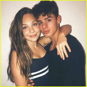 Maddie Ziegler Dishes On How She & Boyfriend Jack Kelly Met