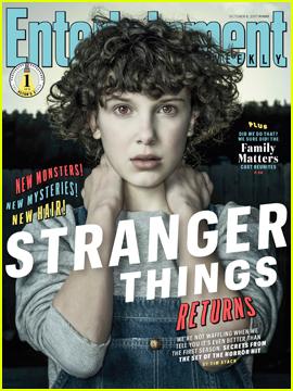 Millie Bobby Brown Spills on Stranger Things Season Two!