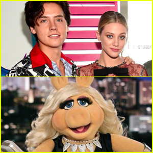 PSA: Miss Piggy is Leaving Kermit the Frog For Cole Sprouse