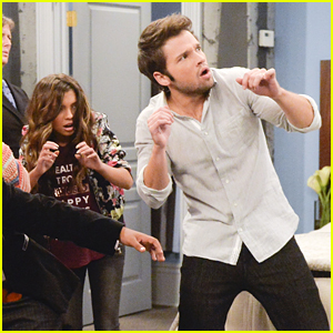 Nathan Kress & Cree Cicchino Battle It Out To Prove Who's The Bigger Fan of 'iCarly' (Exclusive)