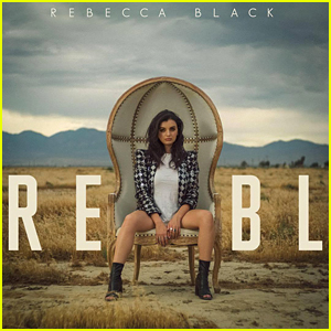 Rebecca Black Debuts 'RE/BL' EP & You'll Be Listening To It All Day!