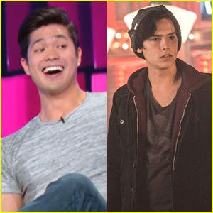 Ross Butler Trash-Talked Cole Sprouse on Instagram With Help From Justin Prentice on 'Safeword'