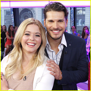 Sasha Pieterse Has Trouble With This One Thing in DWTS Rehearsals