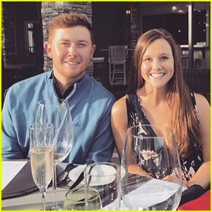 Scotty McCreery Pops the Question to Longtime Girlfriend Gabi Dugal!