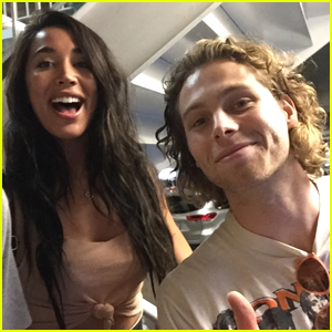 5SOS Drummer Ashton Irwin & Sierra Deaton Hang Out Together In LA