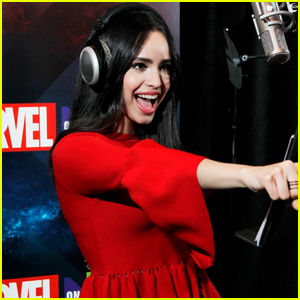 Sofia Carson Talks the Complexity of Sandgirl in 'Marvel's Spider-Man'
