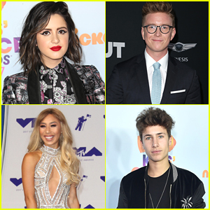 Laura Marano, Eva Gutowski, Tyler Oakley & More To Present at Streamy Awards 2017