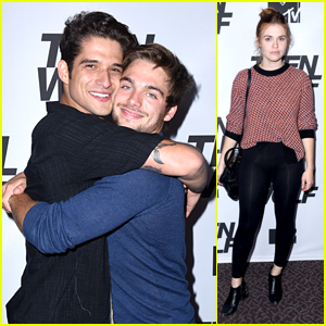 Tyler Posey, Dylan O'Brien, Holland Roden & More Celebrate 'Teen Wolf' at Series Wrap Party