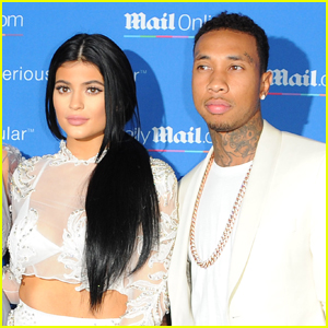 Tyga Doesn't Have Much to Say About Kylie Jenner Pregnancy News