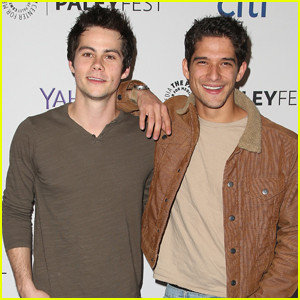 Tyler Posey & Dylan O'Brien Spill on Their Final Days on the 'Teen Wolf' Set