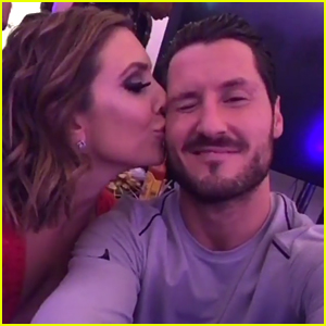 Val Chmerkovskiy Is Happy Jenna Johnson Is Back on 'DWTS'