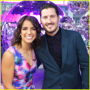 Val Chmerkovskiy Will Be a 'Better Teacher' with DWTS Partner Victoria Arlen