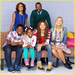Zendaya Shares Footage From Last Day of 'K.C. Undercover' Filming