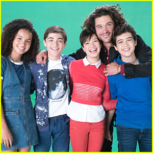 'Andi Mack' Debuts Brand New Theme Song Music Video - Watch Now!