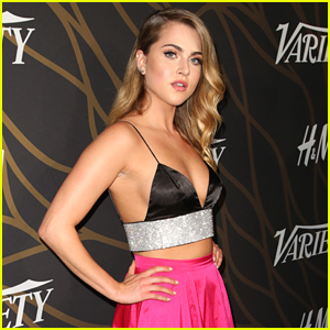 New '13 Reasons Why' Star Anne Winters Says Season 2 Will Tackle Gray Areas of Society