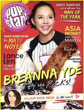 Breanna Yde Gets To Sing 'All I Want For Christmas Is You' With Mariah Carey & We're So Jealous!