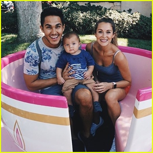 Carlos & Alexa PenaVega Had the Most Perfect Date at Disneyland!