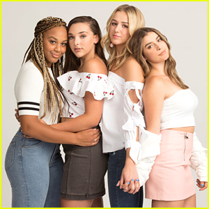 'Dance Moms' Stars Chloe, Kendall, Nia & Kalani Are Going on Tour!