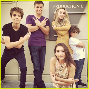 Corey Fogelmanis Talks His Former 'Girl Meets World' Co-Stars: 'I'm So Happy We Have This Family'