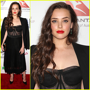 Katherine Langford Sends Thanks After Being Honored at Australians in Film Awards