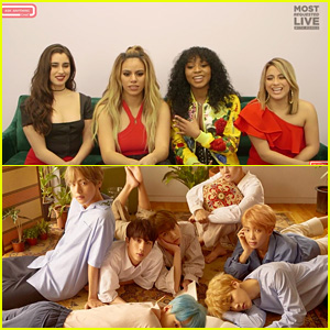 Fifth Harmony Reveal Their Love for BTS – And Ally Brooke Wants a Collab!