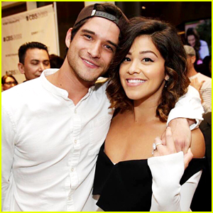 Gina Rodriguez Reveals How She Played A Hand in Getting Tyler Posey on 'Jane the Virgin'