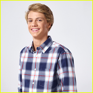 Jace Norman Undergoes a Serious Transformation for 'Henry Danger'