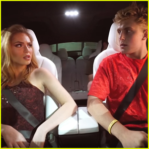 Jake Paul Reconnects With His Ex-Girlfriend Saxon Sharbino