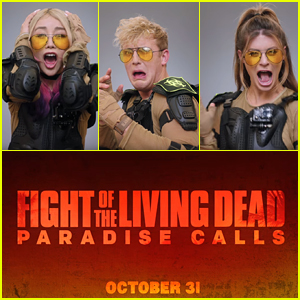 Jake Paul, Hannah Stocking & Wengie Get The Life Scared Out of Them in 'Fight of the Living Dead' Teaser Trailer