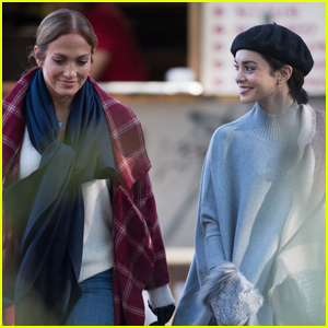 Vanessa Hudgens Begins Filming 'Second Act' With Jennifer Lopez